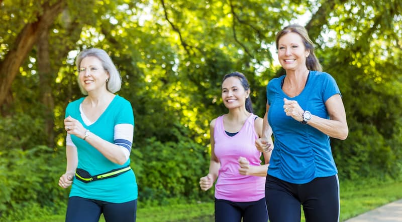 Staying younger for longer…how exercise can help
