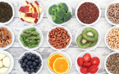 The importance of fibre for good health
